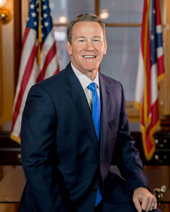 Lt. Governor Jon Husted