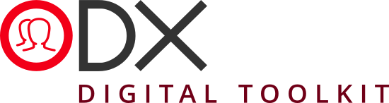 ODX Digital Toolkit logo